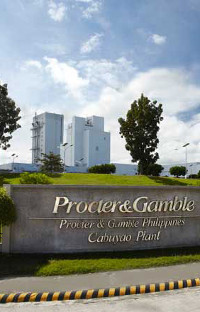 Pagasa Steel Project - Procter and Gamble Cabuyao Plant
